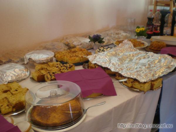 Śniadanie dla bezdomnych w parafii St. Wendel we Frankfurcie
