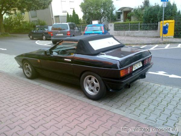 TVR 280i Tasmin, 1981–1988