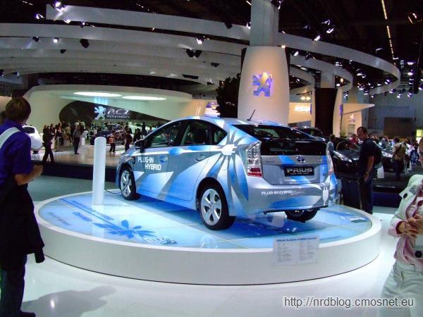 Toyota Prius PHV na IAA 2009