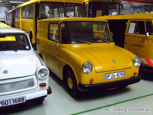 VW Typ 147 Fridolin, 1964-1974