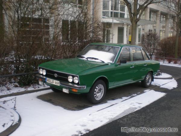 Volkswagen K70, Niemcy, 1970-1975