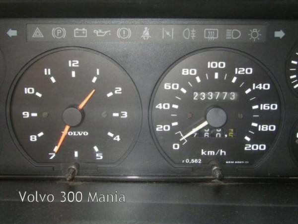 Zegary Volvo 360