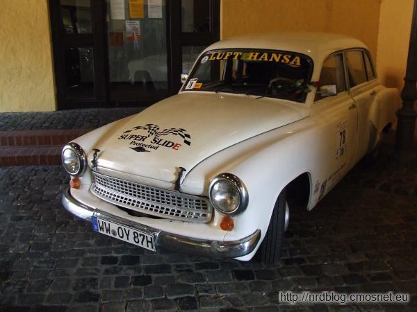 Wartburg 311/0, NRD, 1956-1965