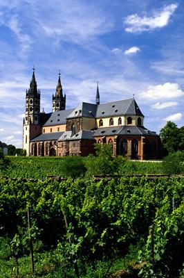 Liebfrauenkirche w Worms
