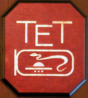 Znak towarowy TET Bahlsena