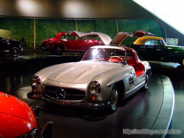 Mercedes-Benz 300SL (W 198)