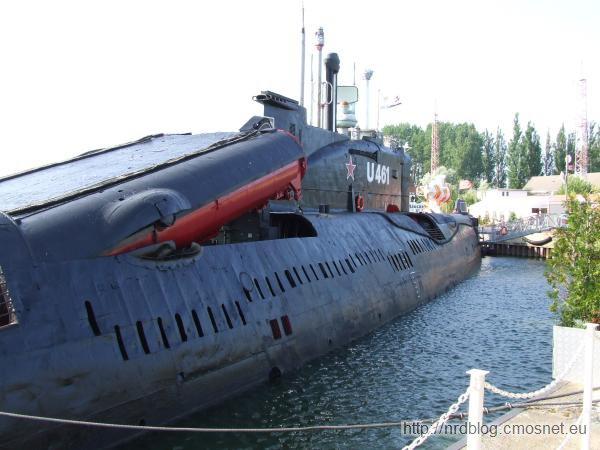 U-461 w Peenemünde