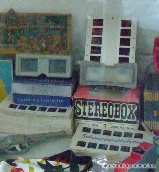 Stereomat i pudełko od przeglądarki Stereobox