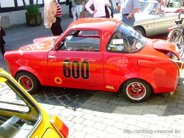 Goggomobil 400RS