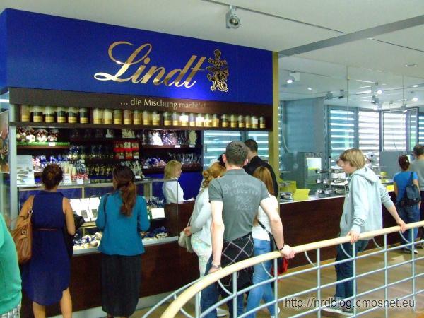 Muzeum czekolaty Kolonia - tu można zamówić czekoladę