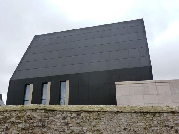 Nowa kaplica pałacu biskupiego w Limburgu