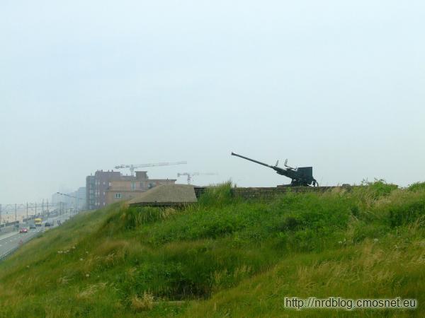 Atlantikwall Museum Oostende - umocnienia z I wojny światowej