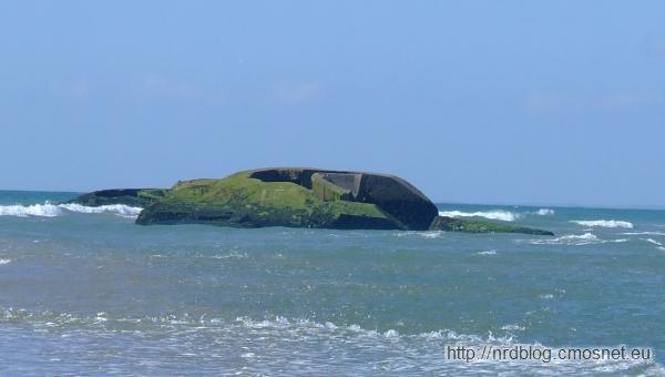 Bunkier Wału Atlantyckiego w Soulac-sur-Mer