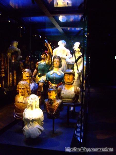Het Scheepvaartmuseum Amsterdam - galiony
