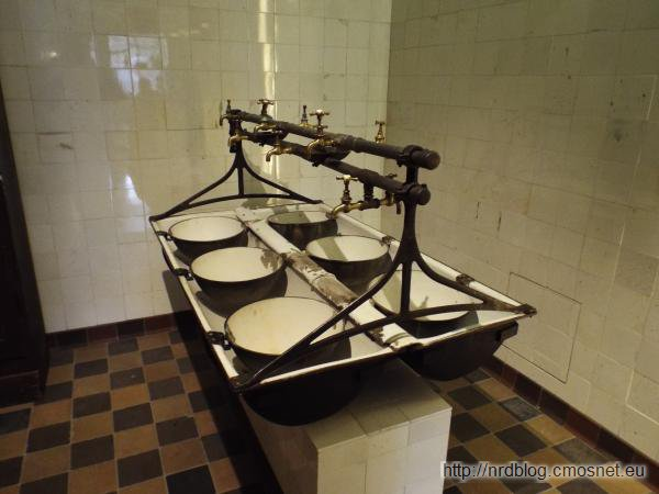 Umywalnia dla robotników
