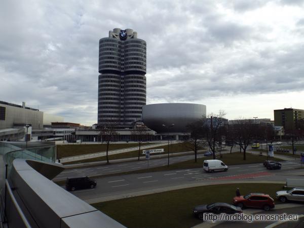 Wieżowiec BMW i muzeum BMW