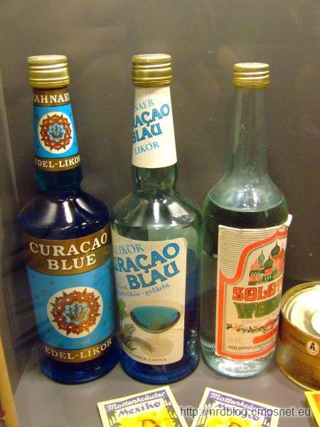 Alkohole z NRD