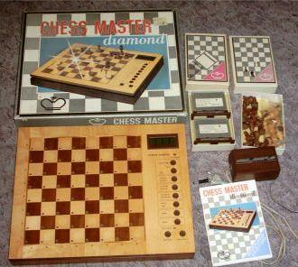 Komputer szachowy ChessMaster