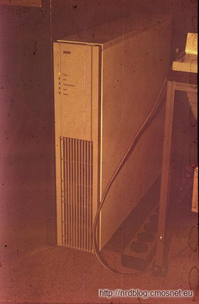 Server NCR, 1987