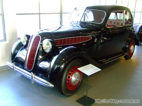BMW 321 1946