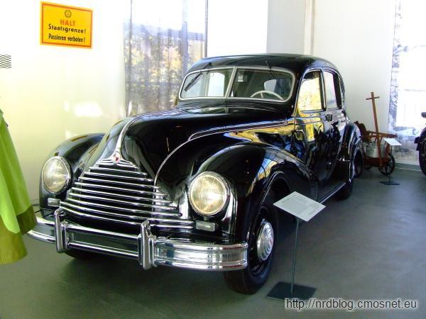 EMW 340-2 Limousine 1953
