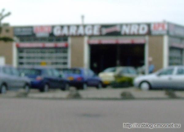 Garage NRD Amsterdam
