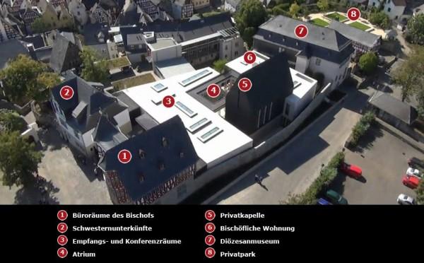 Nowa rezydencja biskupa Limburga