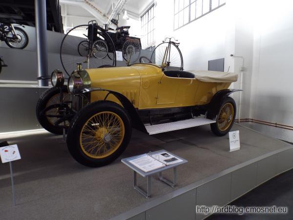 "Audi Typ C ""Alpensieger"""