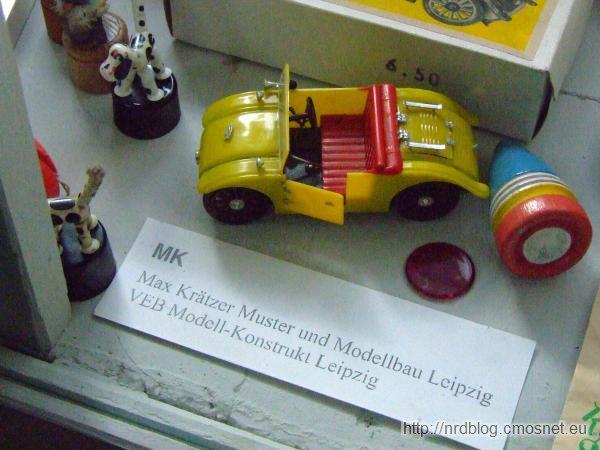 Model plastikowy Hanomag Komissbrot