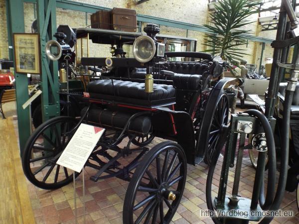 Benz Victoria Vis-a-Vis (1893)