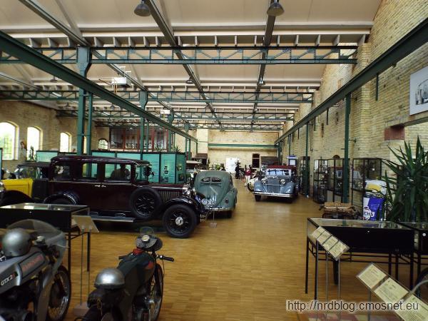 Automuseum Dr. Carl Benz Ladenburg