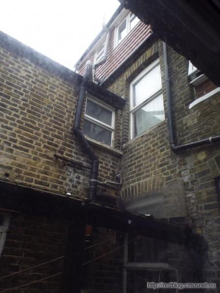 Arcydzieło sztuki kanalizacyjnej, Londyn, XXIw.