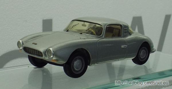 DKW 3=6 Monza (model)