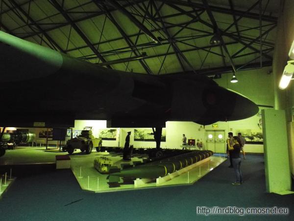R.A.F. Museum, London - Avro Vulcan