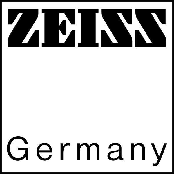 Logo Zeiss - Niemcy zachodnie