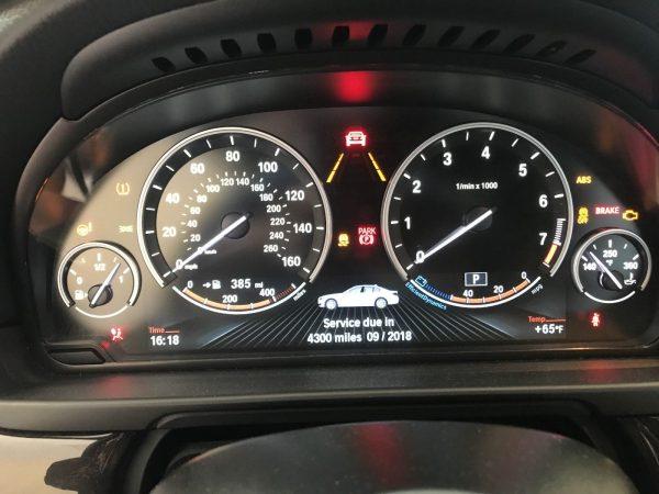 Cluster BMW Gen4