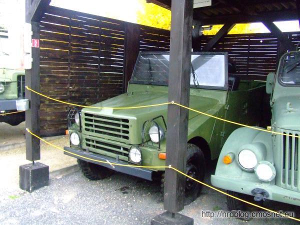 Horch P3, NRD, 1962-1966