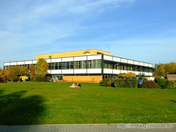 TH Ilmenau - kampus, Mensa