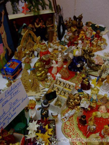Bazar adwentowy w parafii St.Wendel, Frankfurt