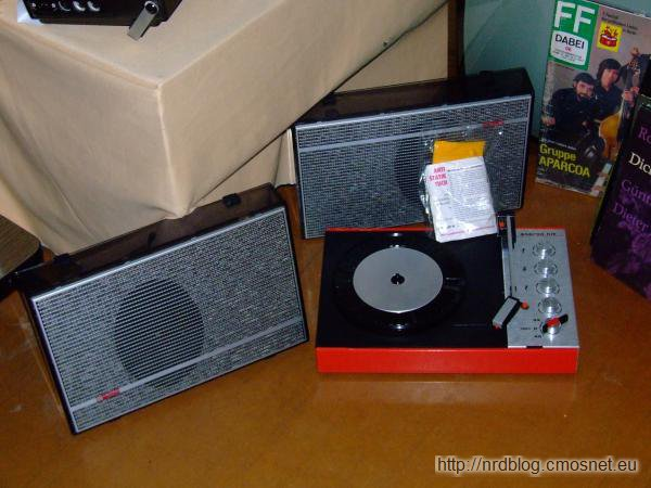 "Museumsbaracke ""Olle DDR"", Apolda - Gramofon Stereo Hit"
