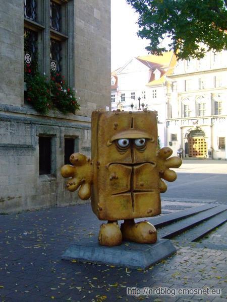 Berndt das Brot, Erfurt