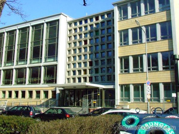 Carl-Schurz Gymnasium Frankfurt