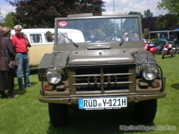 DKW Munga, Niemcy, 1956-1968