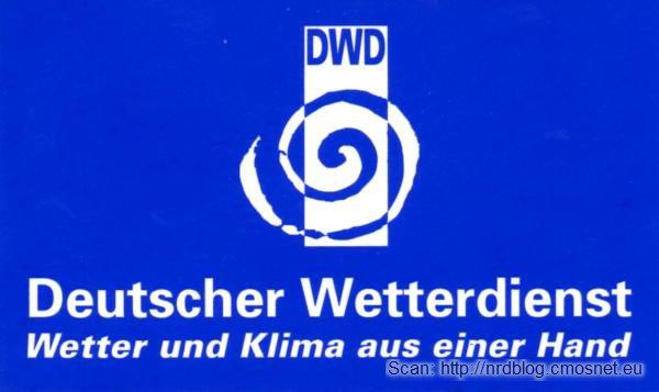 Deutscher Wetterdienst Offenbach - logo