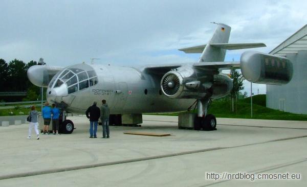 Dornier Do 31 E1