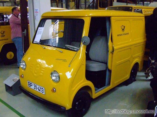 Goggomobil TL 250, Niemcy, 1957-1965