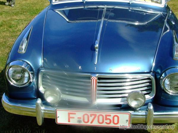Goliath GP 1100 Luxus, Niemcy, 1957-1958