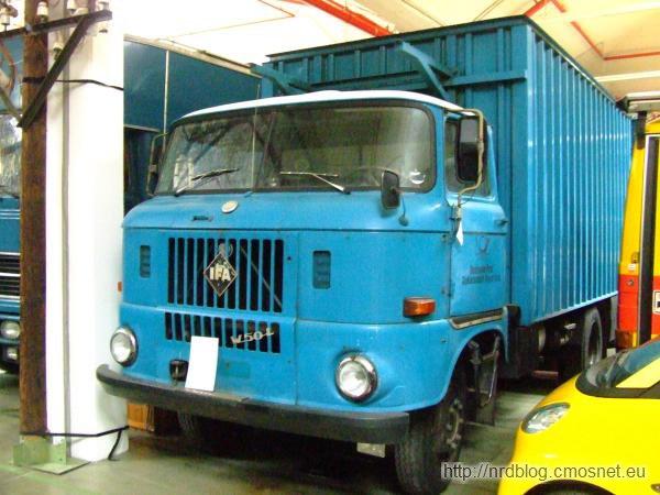 IFA W50L, NRD, 1965-1990
