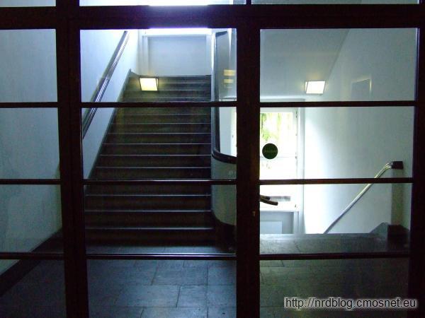 I.G.Farben-Haus klatka schodowa