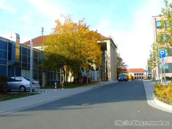 TU Ilmenau - budynki uczelni